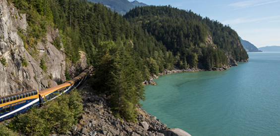 Rocky Mountaineer Rail Journey for Two