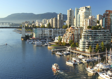 Luxury Vancouver Overnight Getaway for Two