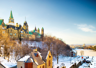 Winterlude Amour for Two, Ottawa - February 7-9, 2020
