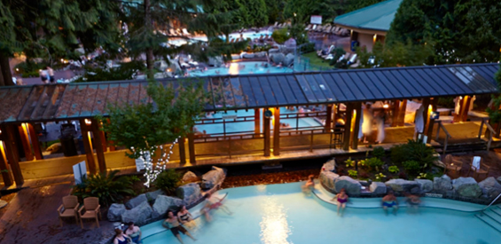 Two-night Getaway to Harrison Hot Springs Resort and Spa in B.C.